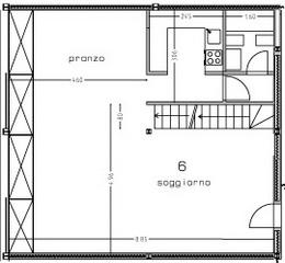 Pianta dei loft in vendita abitazioni di design in sicilia for Strumento di layout piano terra